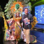 MISS ECUADOR | Valentina Mendoza de Portoviejo y Nicole Loor de Manta con los mejores trajes típicos