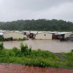MANABÍ | Deslizamientos e inundaciones afectan a Jama