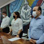 MANABÍ | ELECCIONES GENERALES 2021 |Junta Electoral  receptó primera documentación para inscripción de candidaturas
