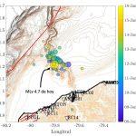 TEMBLORES ▮ En Esmeraldas hay un enjambre sísmico en curso, según el IG