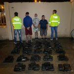#PORTOVIEJO ▮ Droga era transportada en triciclo
