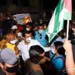#MANABÍ ▮ Prefecto Orlando: «Esto es un asalto a la prefectura»