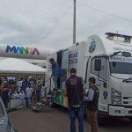 MANTA ▮ Entregan la segunda unidad móvil de atención médica en Manta