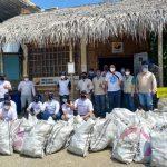 GUAYAS▮ Recolectan 325 kilogramos de basura en manglar
