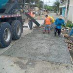 ❖ SUCRE ▮ Rehabilitan la entrada de ingreso a Bahía de Caráquez