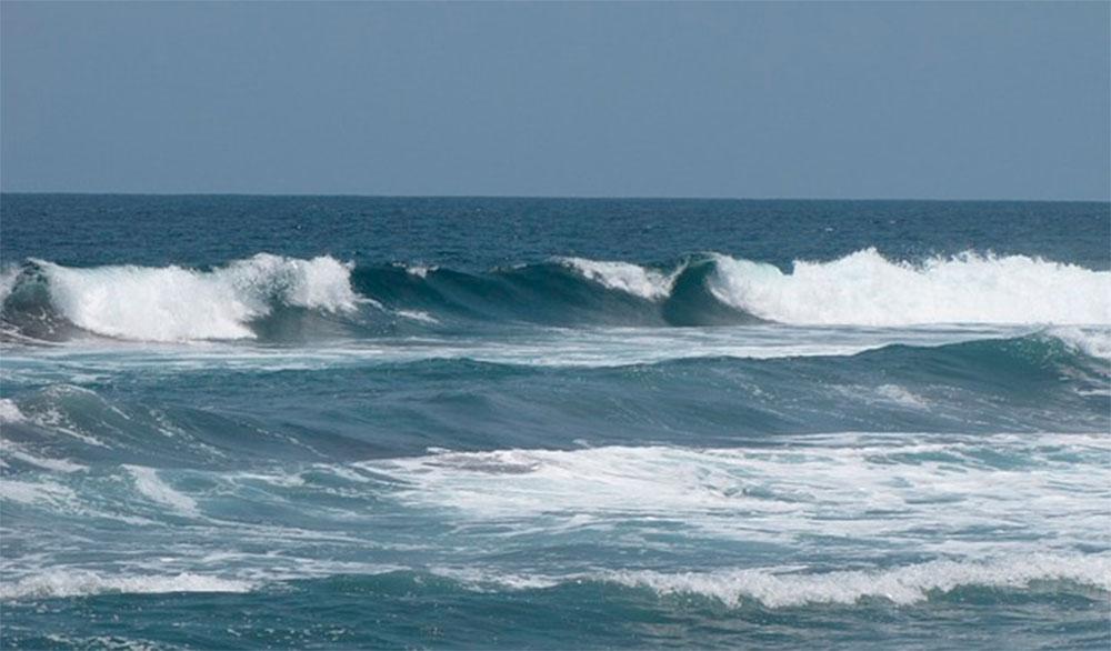 Se mantendrá arribo de oleajes provenientes del sur del Pacífico