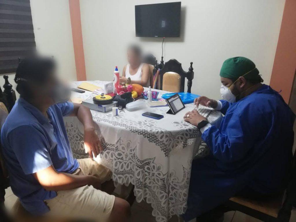 En Manabí  ACESS habilita empresa especializada en brindar servicios de salud a domicilio