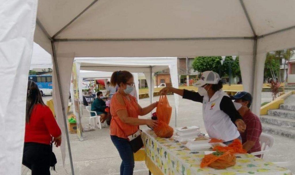 En Chone comerciantes producen diversos productos típicos de Manabí