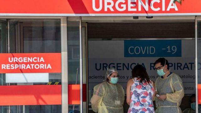 La nueva cepa del coronavirus llegó a Chile
