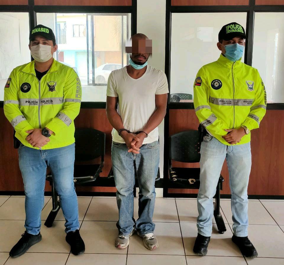 Prisión para hijastro acusado de violar y matar a su padrastro en Jipijapa