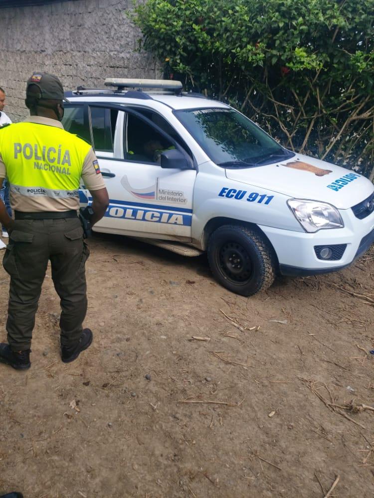 En Esmeraldas, policías mueren por inhalación de monoxido de carbono