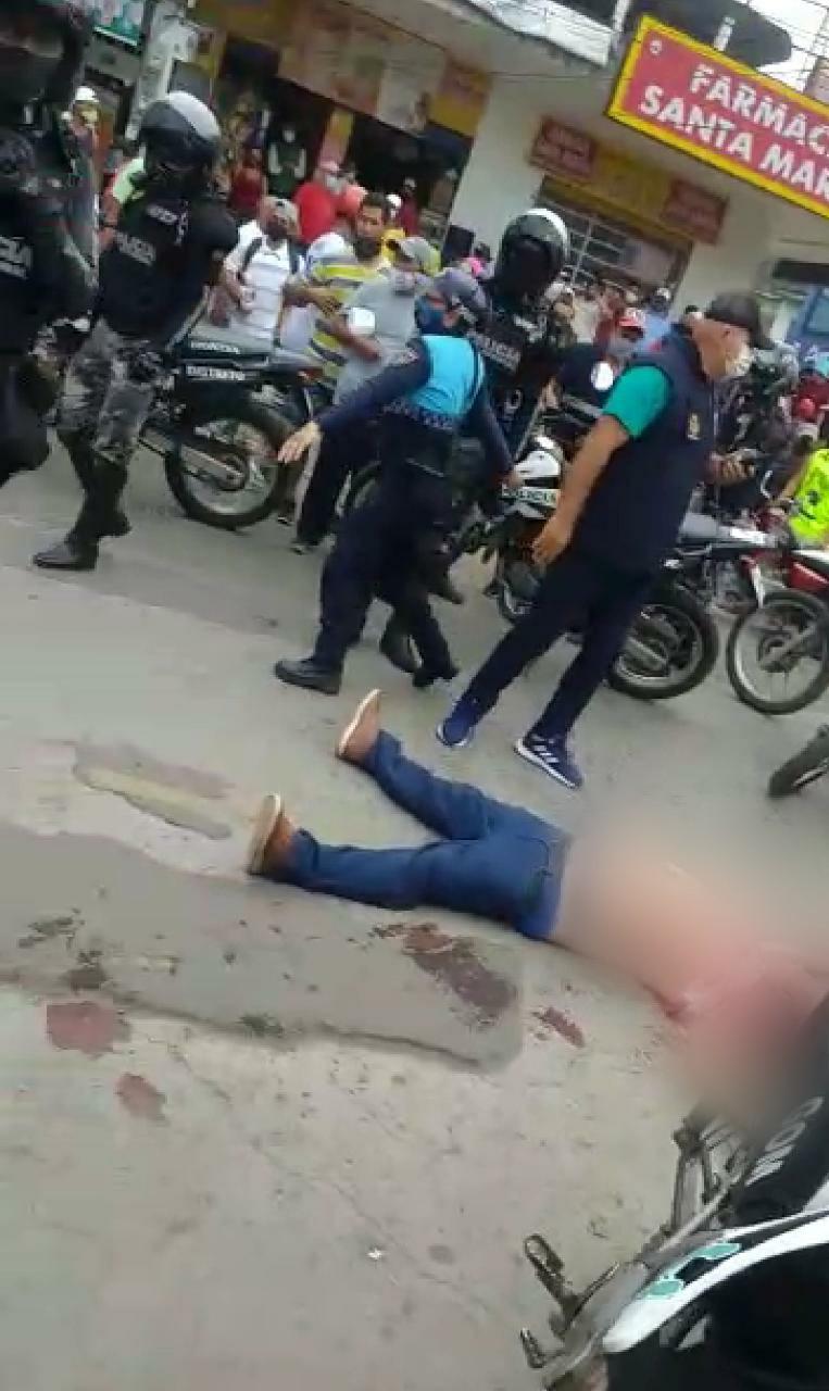 Uno de los asesinados en Chone registra cuatro detenciones por diversos delitos