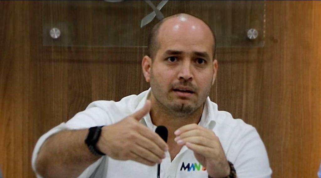 Urgente, alcalde de Manta fue ingresado a la Unidad de Cuidados Intensivos