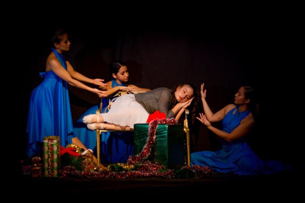 Portoviejo. Estrenan obra de danza/teatro 'Una vez en diciembre'