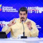 """VENEZUELA ▮ Maduro presenta """"goticas milagrosas"""" para combatir el Covid-19"""