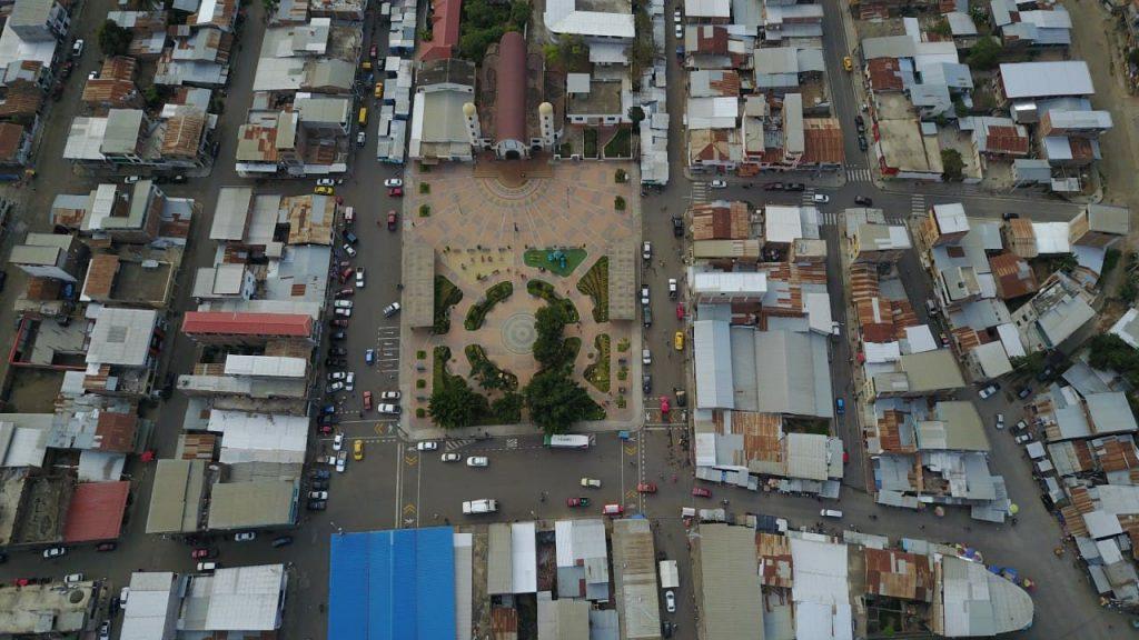 Portovial asume el control del tránsito de la parroquia Picoazá